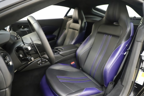 Used 2020 Aston Martin Vantage Coupe for sale $155,800 at Alfa Romeo of Greenwich in Greenwich CT 06830 14
