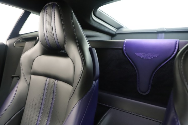Used 2020 Aston Martin Vantage Coupe for sale $155,800 at Alfa Romeo of Greenwich in Greenwich CT 06830 17