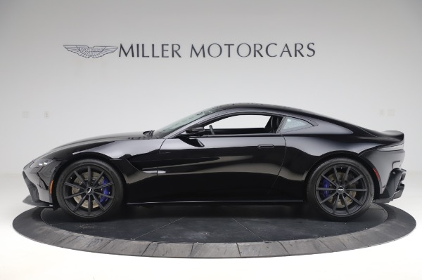 Used 2020 Aston Martin Vantage Coupe for sale $155,800 at Alfa Romeo of Greenwich in Greenwich CT 06830 2