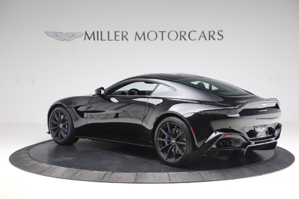 Used 2020 Aston Martin Vantage Coupe for sale $155,800 at Alfa Romeo of Greenwich in Greenwich CT 06830 3