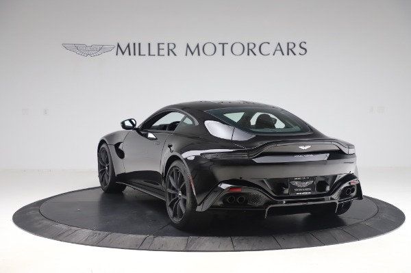 Used 2020 Aston Martin Vantage Coupe for sale $155,800 at Alfa Romeo of Greenwich in Greenwich CT 06830 4