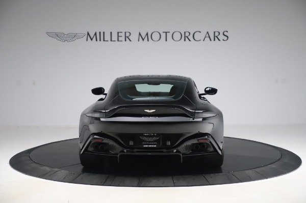 Used 2020 Aston Martin Vantage Coupe for sale $155,800 at Alfa Romeo of Greenwich in Greenwich CT 06830 5