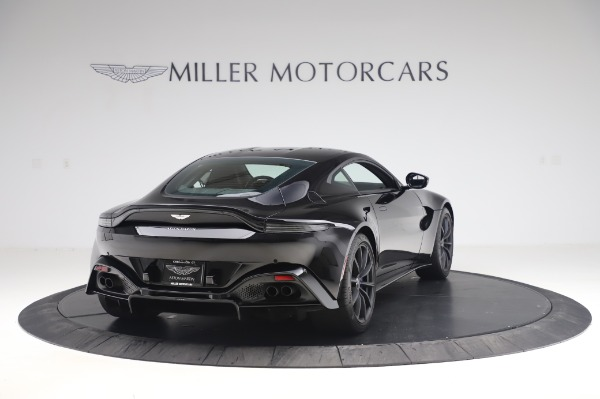Used 2020 Aston Martin Vantage Coupe for sale $155,800 at Alfa Romeo of Greenwich in Greenwich CT 06830 6
