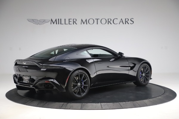 Used 2020 Aston Martin Vantage Coupe for sale $155,800 at Alfa Romeo of Greenwich in Greenwich CT 06830 7