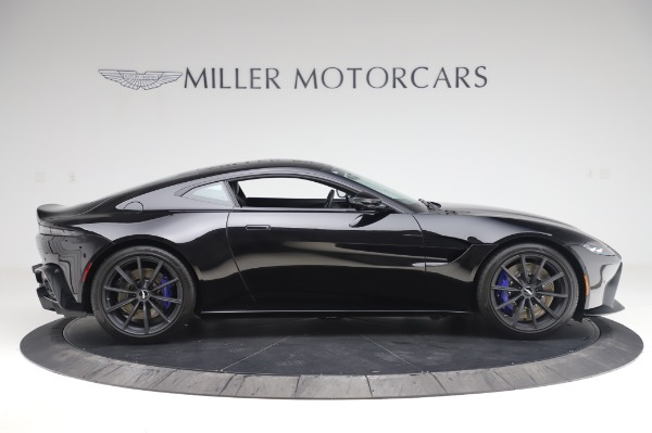 Used 2020 Aston Martin Vantage Coupe for sale $155,800 at Alfa Romeo of Greenwich in Greenwich CT 06830 8