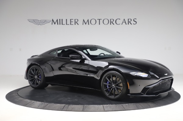 Used 2020 Aston Martin Vantage Coupe for sale $155,800 at Alfa Romeo of Greenwich in Greenwich CT 06830 9