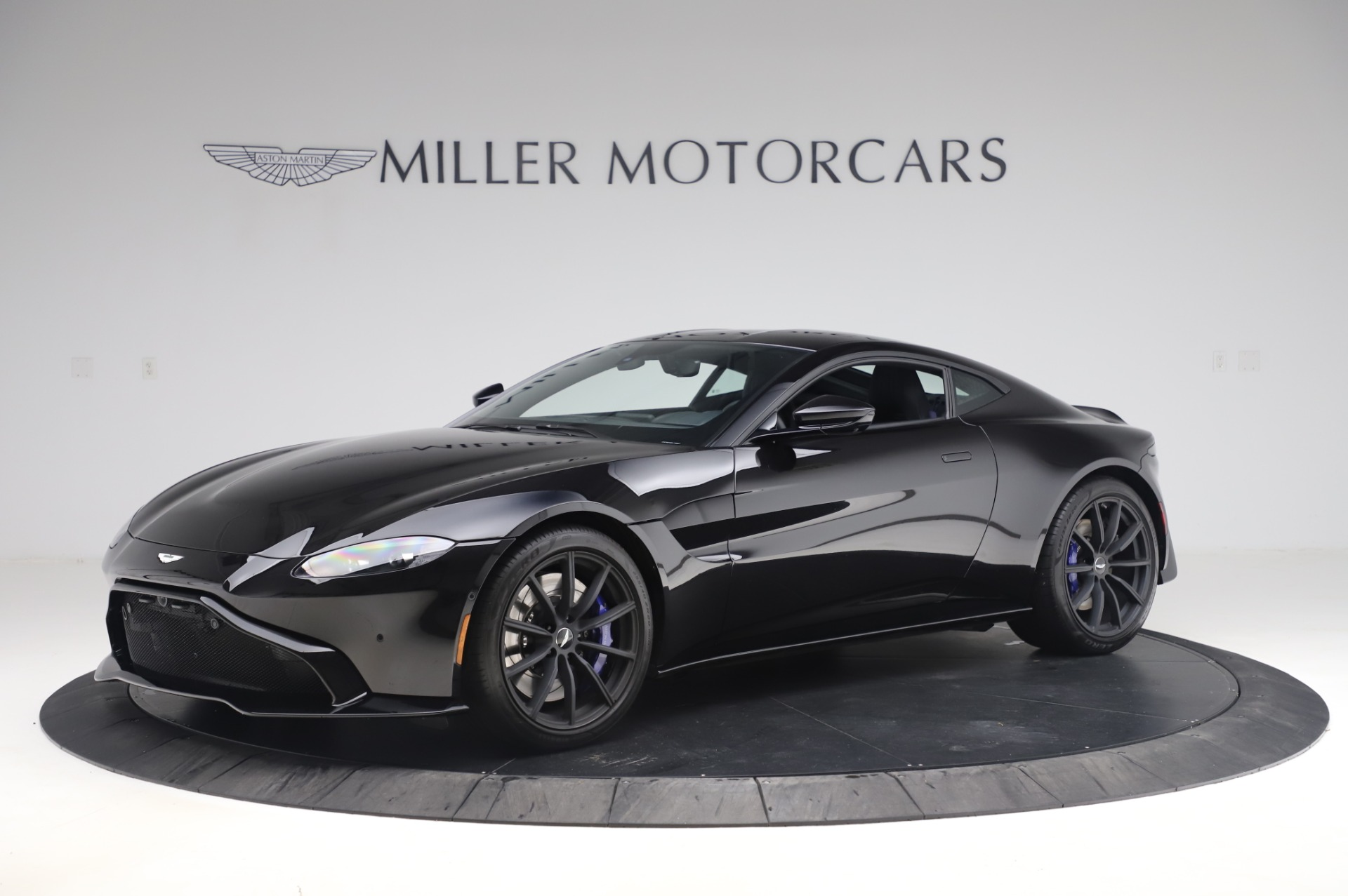 Used 2020 Aston Martin Vantage Coupe for sale $155,800 at Alfa Romeo of Greenwich in Greenwich CT 06830 1