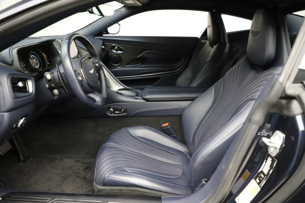 Used 2017 Aston Martin DB11 for sale Sold at Alfa Romeo of Greenwich in Greenwich CT 06830 13
