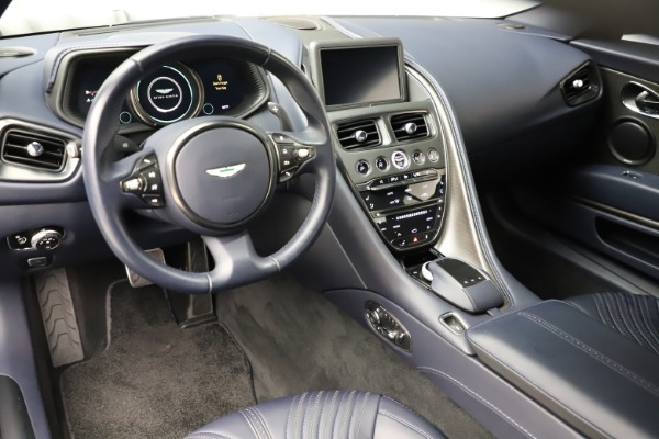 Used 2017 Aston Martin DB11 for sale Sold at Alfa Romeo of Greenwich in Greenwich CT 06830 14