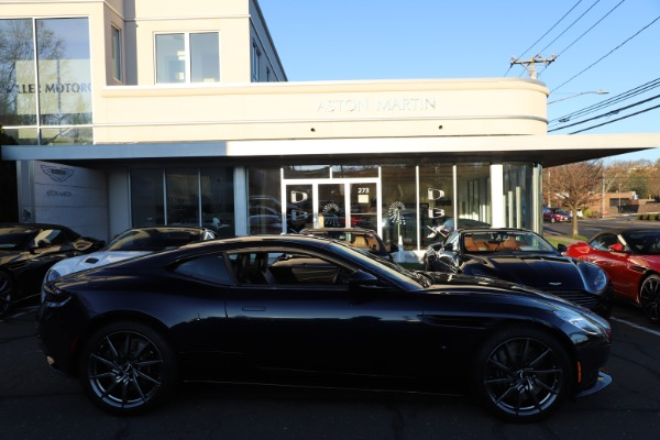 Used 2017 Aston Martin DB11 for sale Sold at Alfa Romeo of Greenwich in Greenwich CT 06830 22