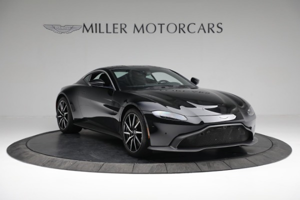 Used 2019 Aston Martin Vantage Coupe for sale $129,900 at Alfa Romeo of Greenwich in Greenwich CT 06830 10
