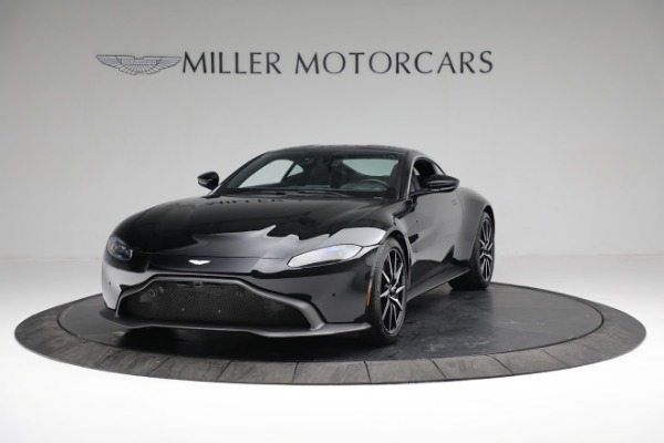 Used 2019 Aston Martin Vantage for sale $129,900 at Alfa Romeo of Greenwich in Greenwich CT 06830 12