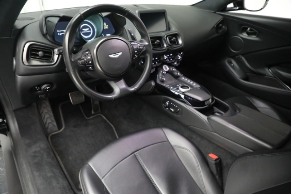 Used 2019 Aston Martin Vantage for sale $129,900 at Alfa Romeo of Greenwich in Greenwich CT 06830 13