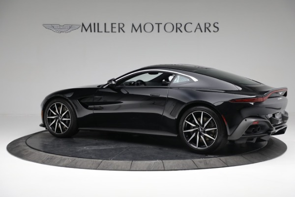 Used 2019 Aston Martin Vantage Coupe for sale $129,900 at Alfa Romeo of Greenwich in Greenwich CT 06830 3