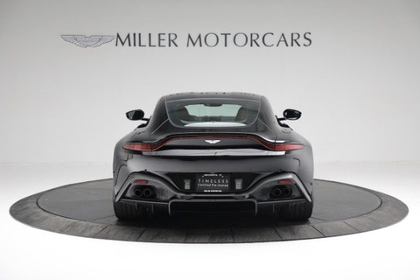Used 2019 Aston Martin Vantage Coupe for sale $129,900 at Alfa Romeo of Greenwich in Greenwich CT 06830 5