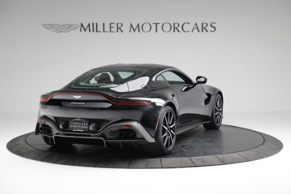 Used 2019 Aston Martin Vantage for sale $126,900 at Alfa Romeo of Greenwich in Greenwich CT 06830 6
