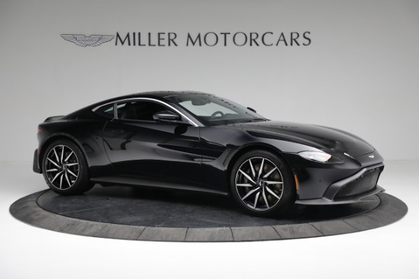 Used 2019 Aston Martin Vantage Coupe for sale $129,900 at Alfa Romeo of Greenwich in Greenwich CT 06830 9