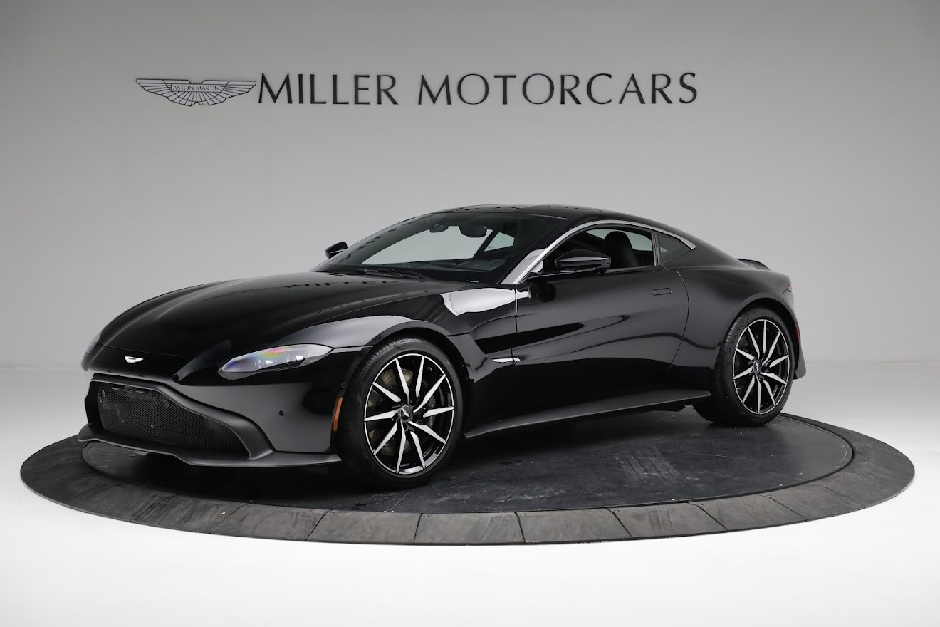 Used 2019 Aston Martin Vantage for sale $133,900 at Alfa Romeo of Greenwich in Greenwich CT 06830 1