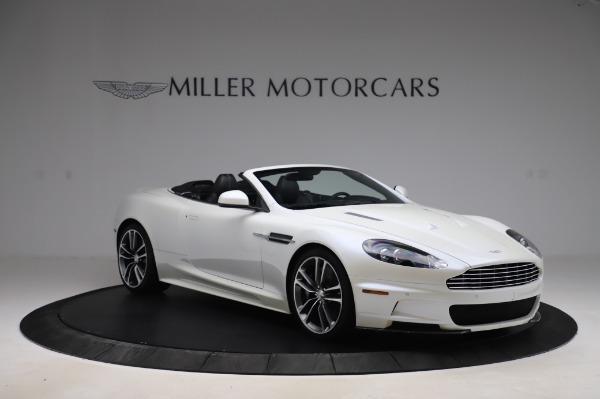 Used 2010 Aston Martin DBS Volante for sale $104,900 at Alfa Romeo of Greenwich in Greenwich CT 06830 10
