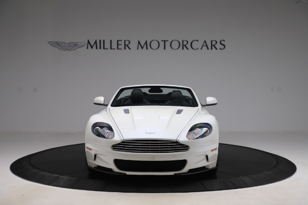 Used 2010 Aston Martin DBS Volante for sale $104,900 at Alfa Romeo of Greenwich in Greenwich CT 06830 11