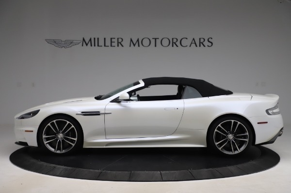Used 2010 Aston Martin DBS Volante for sale $104,900 at Alfa Romeo of Greenwich in Greenwich CT 06830 14