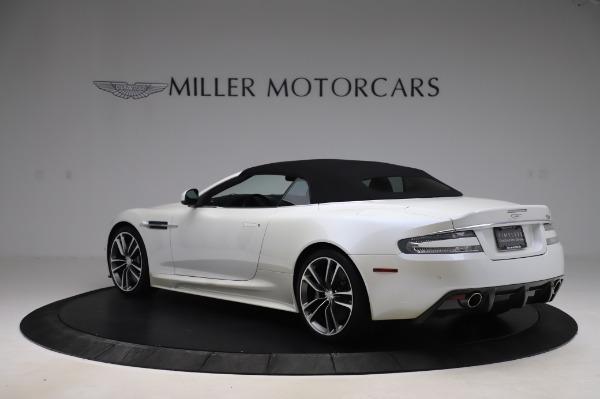 Used 2010 Aston Martin DBS Volante for sale $104,900 at Alfa Romeo of Greenwich in Greenwich CT 06830 15