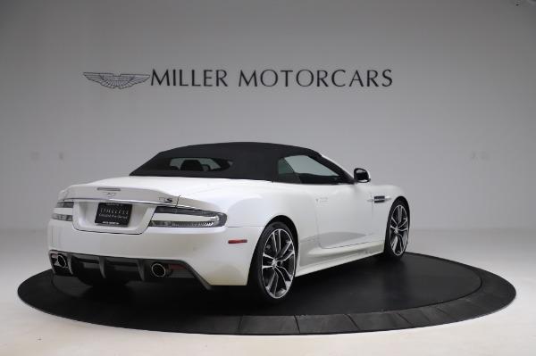 Used 2010 Aston Martin DBS Volante for sale $104,900 at Alfa Romeo of Greenwich in Greenwich CT 06830 16