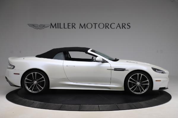 Used 2010 Aston Martin DBS Volante for sale $104,900 at Alfa Romeo of Greenwich in Greenwich CT 06830 17
