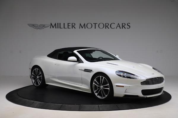 Used 2010 Aston Martin DBS Volante for sale $104,900 at Alfa Romeo of Greenwich in Greenwich CT 06830 18