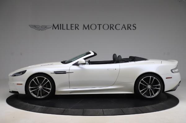Used 2010 Aston Martin DBS Volante for sale $104,900 at Alfa Romeo of Greenwich in Greenwich CT 06830 2