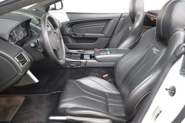 Used 2010 Aston Martin DBS Volante for sale $104,900 at Alfa Romeo of Greenwich in Greenwich CT 06830 20