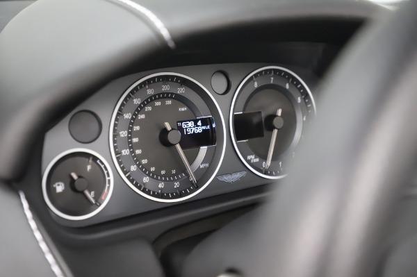 Used 2010 Aston Martin DBS Volante for sale $104,900 at Alfa Romeo of Greenwich in Greenwich CT 06830 22