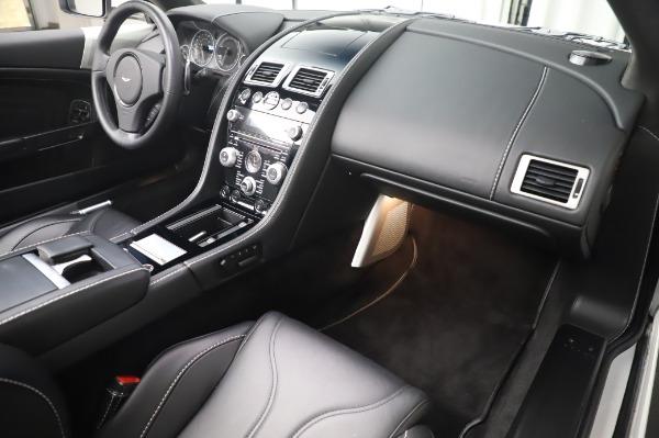 Used 2010 Aston Martin DBS Volante for sale $104,900 at Alfa Romeo of Greenwich in Greenwich CT 06830 27