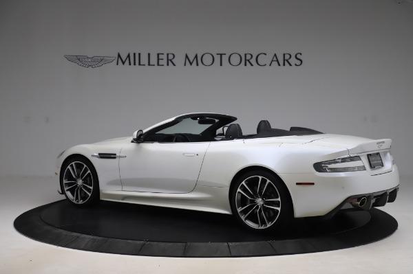 Used 2010 Aston Martin DBS Volante for sale $104,900 at Alfa Romeo of Greenwich in Greenwich CT 06830 3