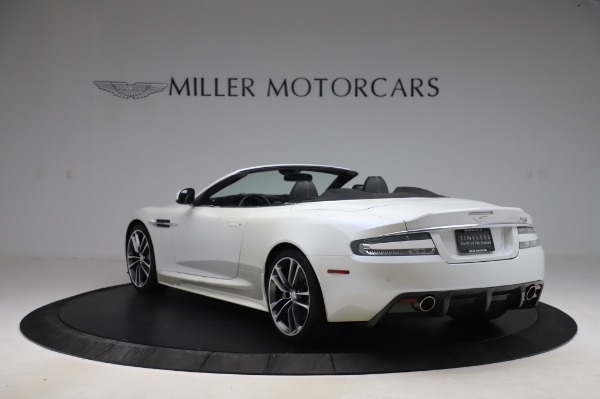 Used 2010 Aston Martin DBS Volante for sale $104,900 at Alfa Romeo of Greenwich in Greenwich CT 06830 4