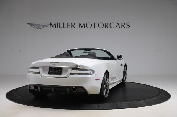 Used 2010 Aston Martin DBS Volante for sale $104,900 at Alfa Romeo of Greenwich in Greenwich CT 06830 6