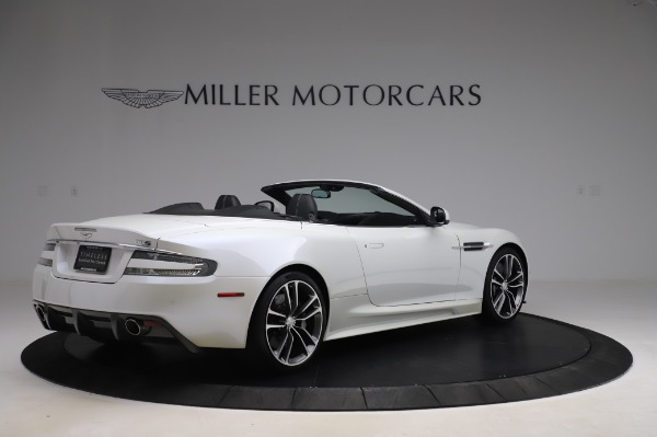 Used 2010 Aston Martin DBS Volante for sale $104,900 at Alfa Romeo of Greenwich in Greenwich CT 06830 7