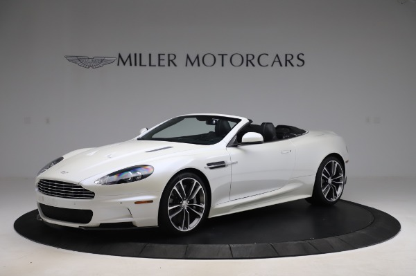 Used 2010 Aston Martin DBS Volante for sale $104,900 at Alfa Romeo of Greenwich in Greenwich CT 06830 1