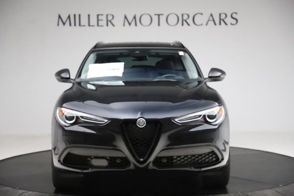 New 2020 Alfa Romeo Stelvio Ti Q4 for sale Sold at Alfa Romeo of Greenwich in Greenwich CT 06830 12