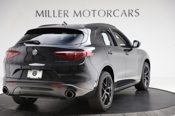 New 2020 Alfa Romeo Stelvio Ti Q4 for sale Sold at Alfa Romeo of Greenwich in Greenwich CT 06830 7