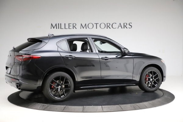 New 2020 Alfa Romeo Stelvio Ti Q4 for sale Sold at Alfa Romeo of Greenwich in Greenwich CT 06830 8