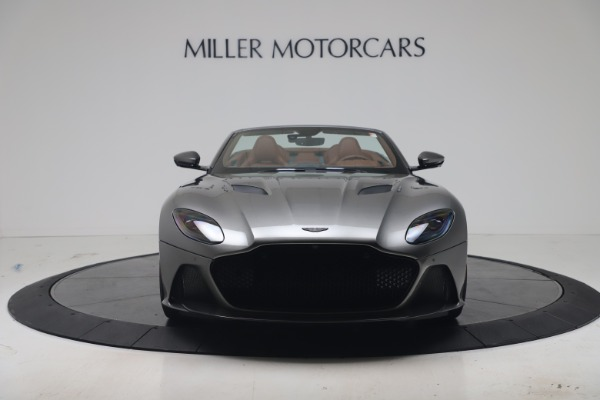 New 2020 Aston Martin DBS Superleggera Volante for sale $375,916 at Alfa Romeo of Greenwich in Greenwich CT 06830 11