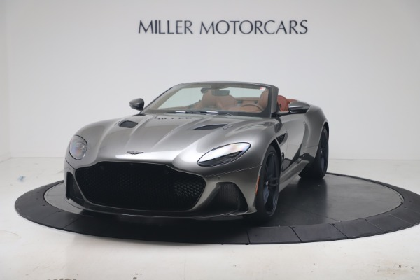 New 2020 Aston Martin DBS Superleggera Volante for sale $375,916 at Alfa Romeo of Greenwich in Greenwich CT 06830 12