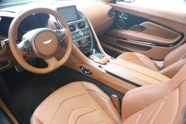 New 2020 Aston Martin DBS Superleggera Volante for sale $375,916 at Alfa Romeo of Greenwich in Greenwich CT 06830 13