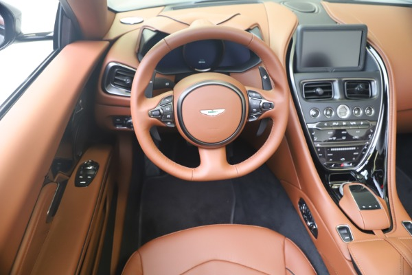 New 2020 Aston Martin DBS Superleggera Volante for sale $375,916 at Alfa Romeo of Greenwich in Greenwich CT 06830 19