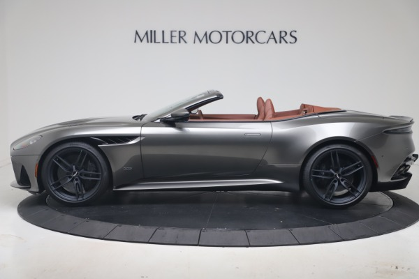 New 2020 Aston Martin DBS Superleggera Volante for sale $375,916 at Alfa Romeo of Greenwich in Greenwich CT 06830 2