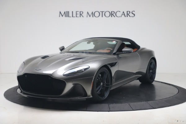New 2020 Aston Martin DBS Superleggera Volante for sale $375,916 at Alfa Romeo of Greenwich in Greenwich CT 06830 26