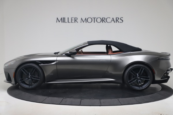 New 2020 Aston Martin DBS Superleggera Volante for sale $375,916 at Alfa Romeo of Greenwich in Greenwich CT 06830 27