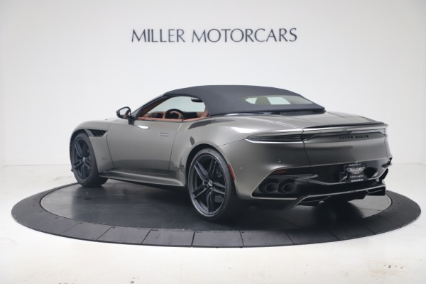 New 2020 Aston Martin DBS Superleggera Volante for sale $375,916 at Alfa Romeo of Greenwich in Greenwich CT 06830 28