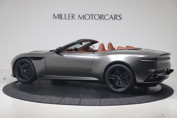 New 2020 Aston Martin DBS Superleggera Volante for sale $375,916 at Alfa Romeo of Greenwich in Greenwich CT 06830 3